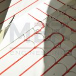 Ενδοδαπέδια Θέρμανση Ξηράς Δόμησης Χαμηλού Προφίλ