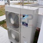 Αντλία Θερμότητας Daikin Altherma ΗΤ14 kWth Υψηλών Θερμοκρασιών Υφανταί, Κομοτηνή Ν. Ροδόπης