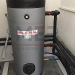 Αντλία Θερμότητας Hitachi Yutaki S 8,00 kWth / 6,50 kWc με Ενδοδαπέδια Θέρμανση