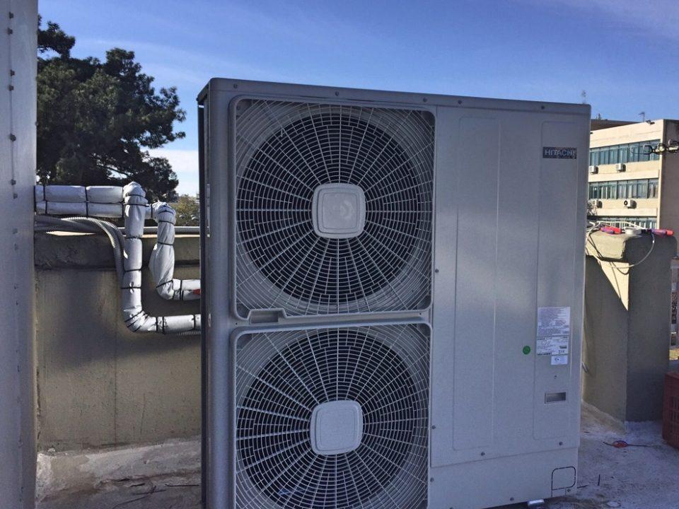 Αντλία Θερμότητας Hitachi Yutaki M 11 kWth/10,4 kWc