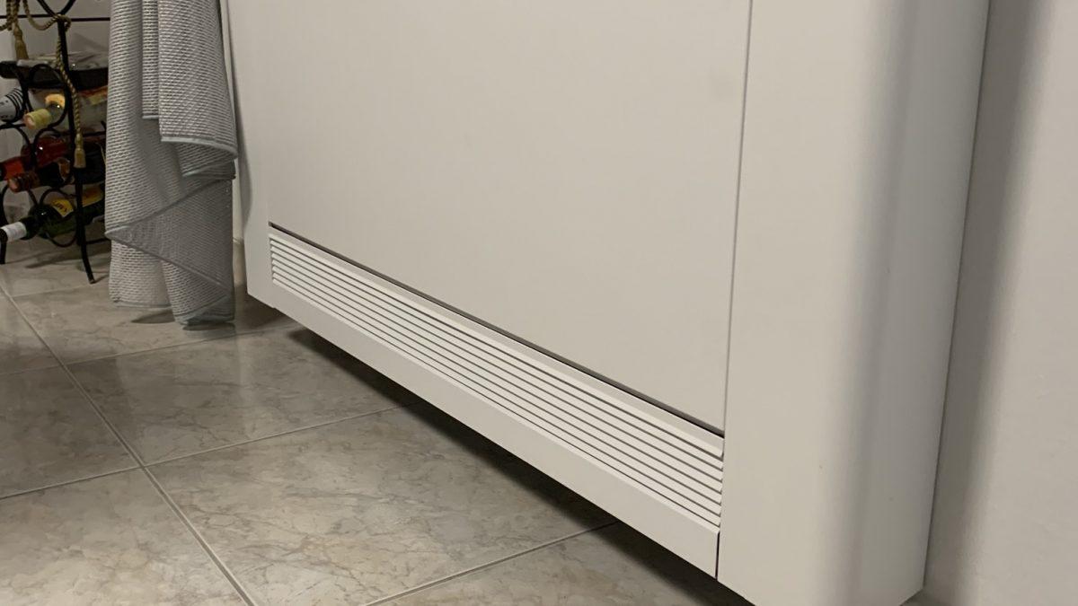 Fan Coil Θέρμανση Ψύξη με Αντλία Θερμότητας Κομοτηνή